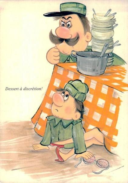 Dessert à discrétion! Vorderseite
