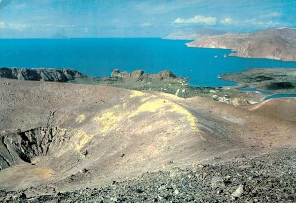 Isola di Vulcano Vorderseite