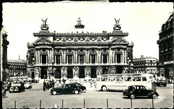 Paris Vorderseite