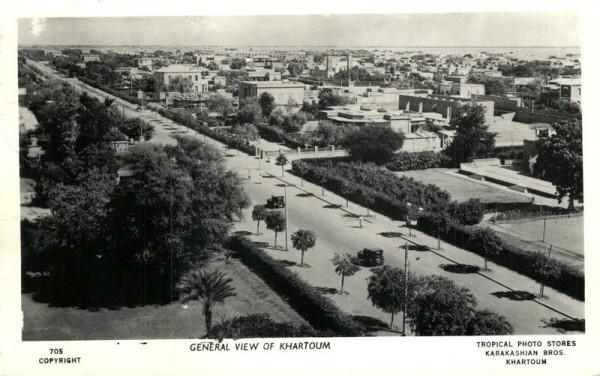 Khartoum Vorderseite