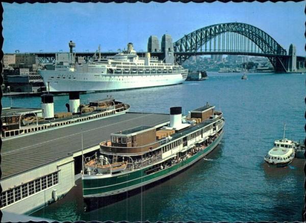 Sydney Vorderseite