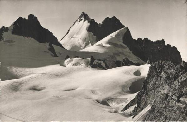 Les Dents des Bouquetins. 1946 Vorderseite