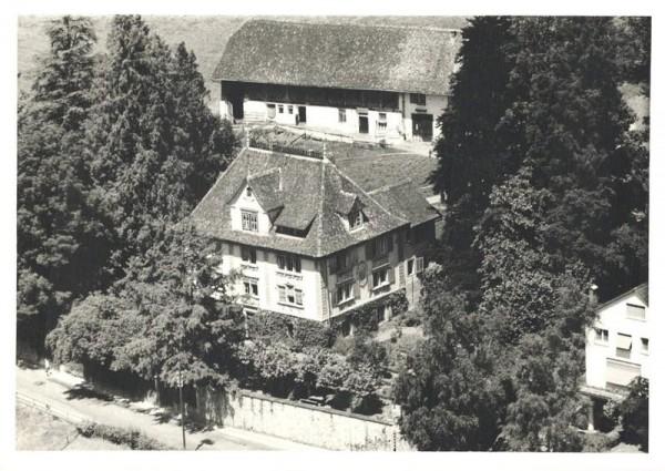 6430 Schwyz SZ, Herrengasse 56 Vorderseite