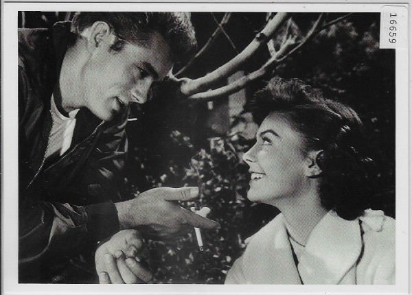 James Dean & Natalie Wood - Rebel Without a Cause 1955