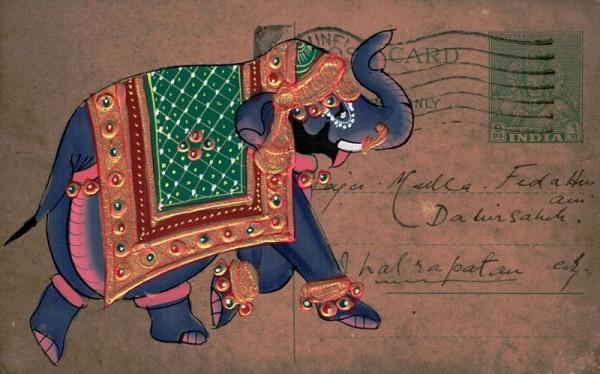 Elephant Vorderseite
