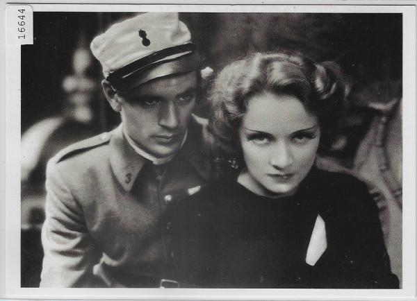 Gary Cooper & Marlene Dietrich - Morocco - Josef von Sternberg 1930