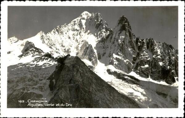 Chamonix-Mont-Blanc Vorderseite