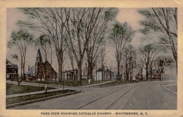 Whitesboro, Park View Vorderseite