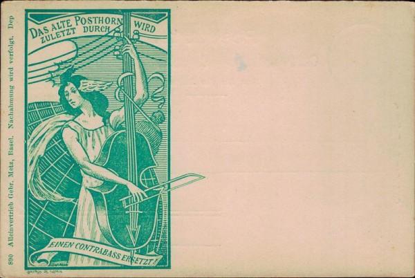 Postkarte Vorderseite