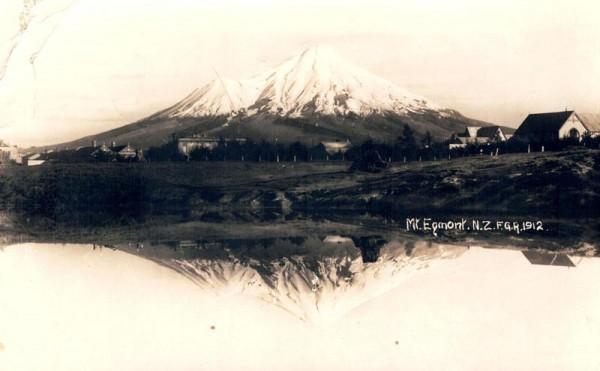 Mt.Egmont Vorderseite