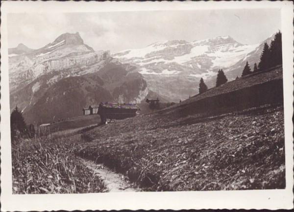Alphütten