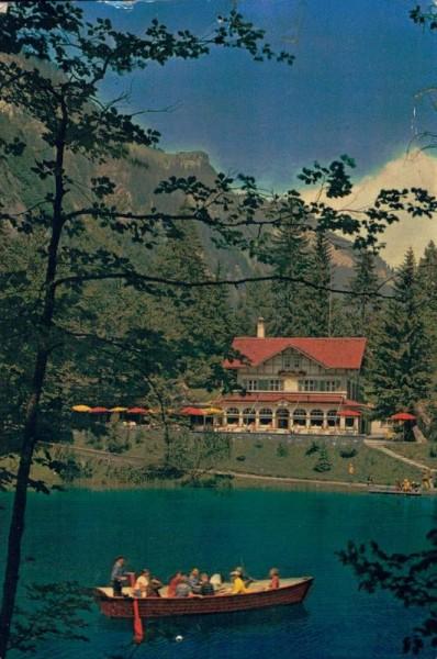 Blausee -Berner Oberland Vorderseite