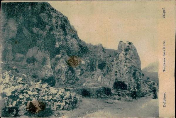 Delphi Vorderseite