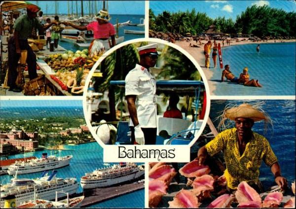 Bahamas Vorderseite