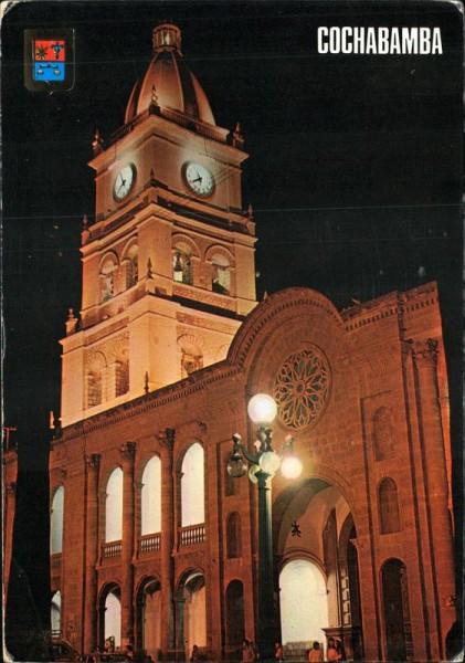 Cochabamba Vorderseite