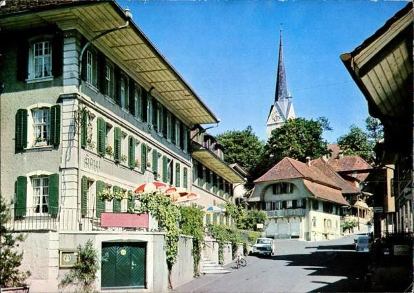 Herzogenbuchsee - Hotel und Restaurant Kreuz Vorderseite