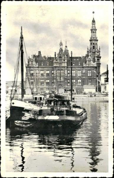 Anvers-Insel Vorderseite