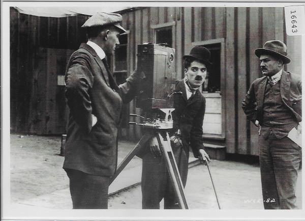 Charlie Chaplin - Kid Auto Races at Venice 1914