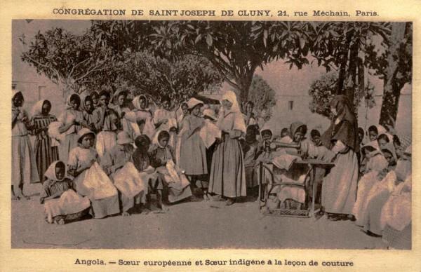 Angola, Soeurs Vorderseite