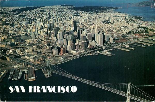 San Francisco Vorderseite