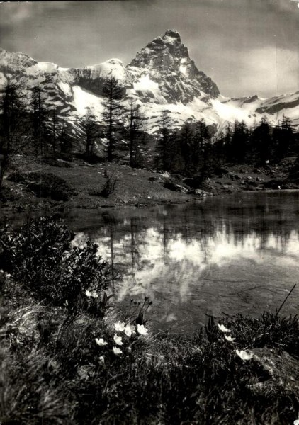 Valle d'Aosta e Lago Blu Vorderseite