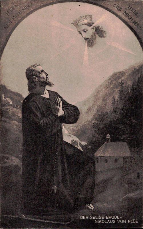 Nikolaus Von Der Flüe