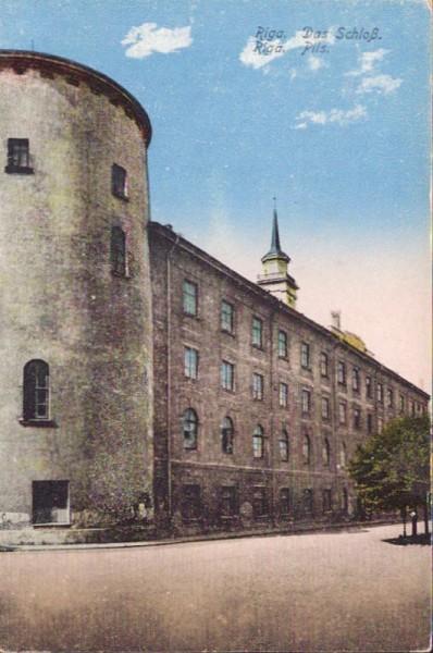Riga, Das Schloss