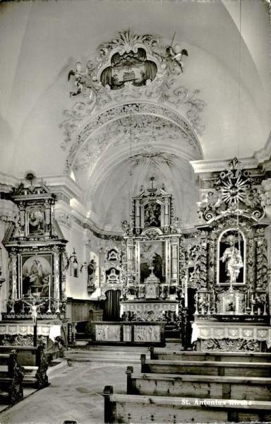 St. Antoniuskirche Vorderseite