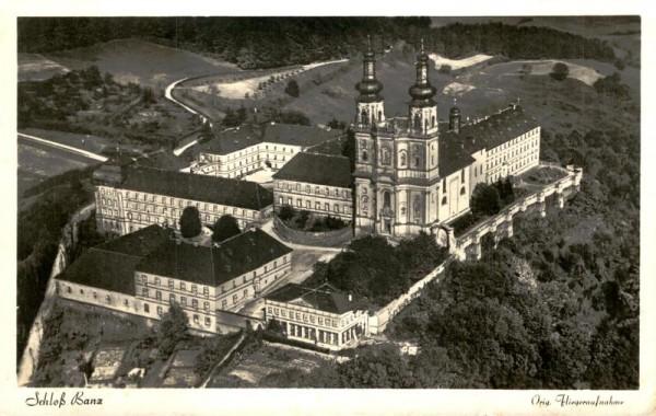 Kloster Banz Vorderseite