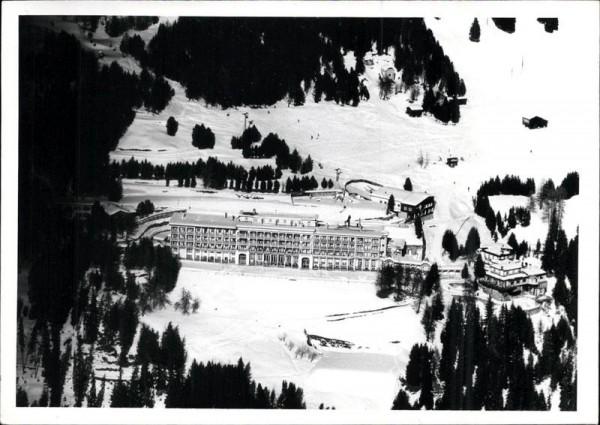 Davos -  Kurhotel ev. Vorderseite