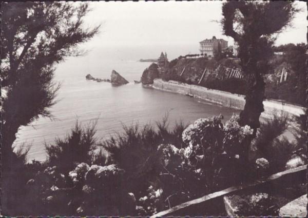 La cote des basques, Biarritz