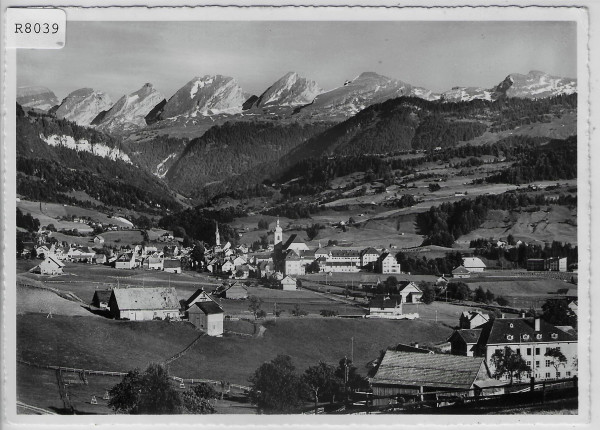 Nesslau-Neu St. Johann - Generalansicht