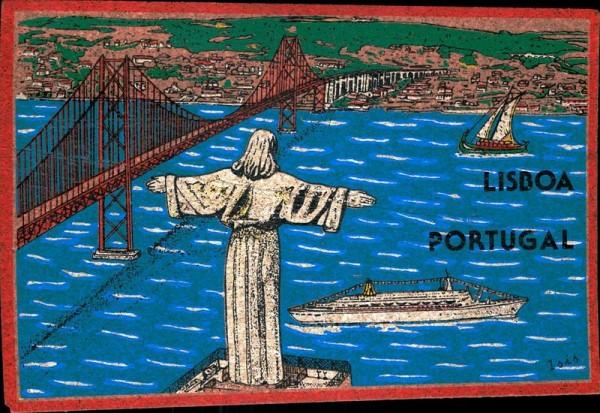 Lissabon Vorderseite