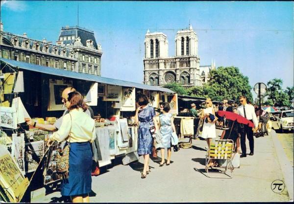 Cathédrale Notre-Dame de Paris/Kathedrale Notre-Dame de Paris Vorderseite