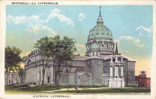 Montréal - La Cathédrale