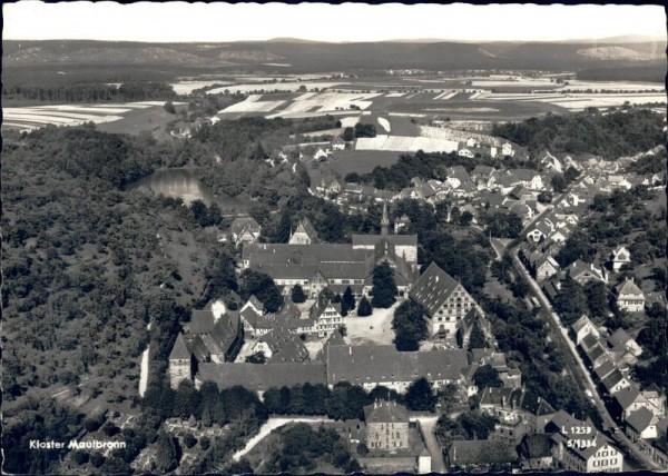 Kloster Maulbronn Vorderseite