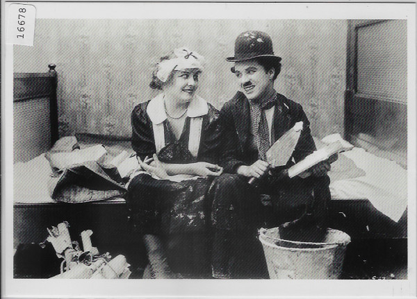 Charlie Chaplin - Work 1915