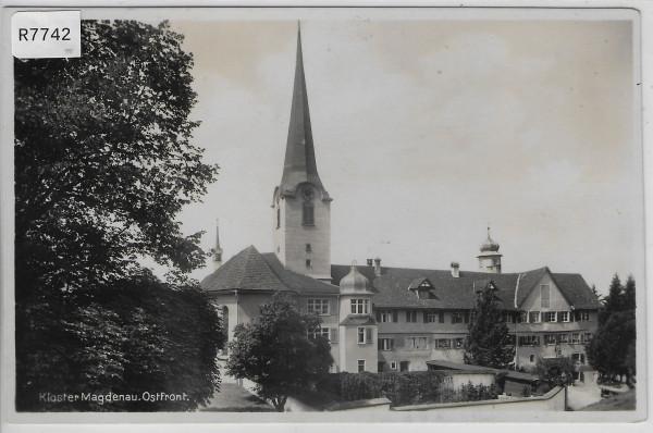 Kloster Magdenau - Ostfront