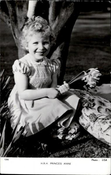 Prinzessin Anne Vorderseite