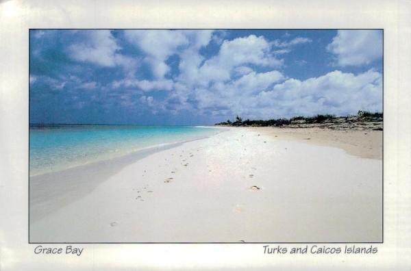 Grace Bay, Turks- und Caicosinseln Vorderseite