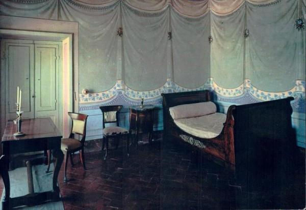 Villa Napoleonica, San Martino, Napoleons Schlafzimmer Vorderseite
