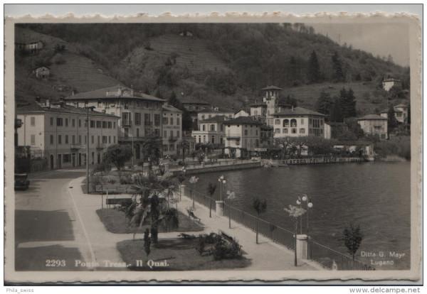 Ponte Tresa - Il Quai - 2293