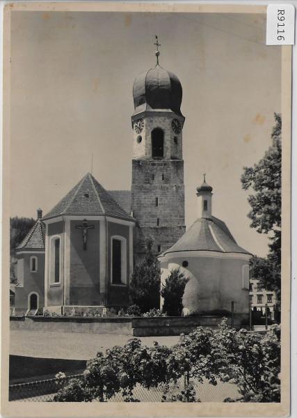 Pfarrkirche Mosnang SG