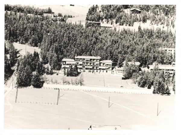 7265 Davos GR, Herman Burchard Str. 1 -Hochgebirgsklinik/ Wolfgangpass Vorderseite