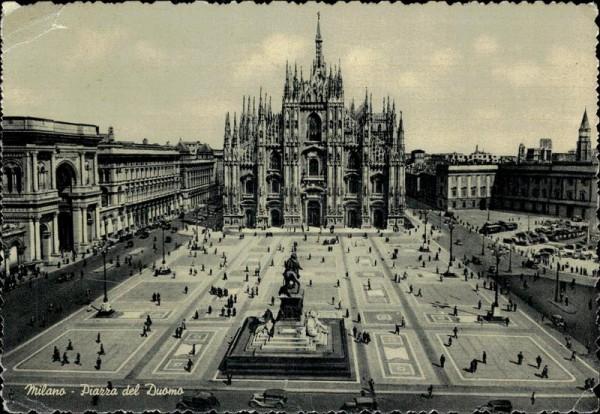 Milano Vorderseite