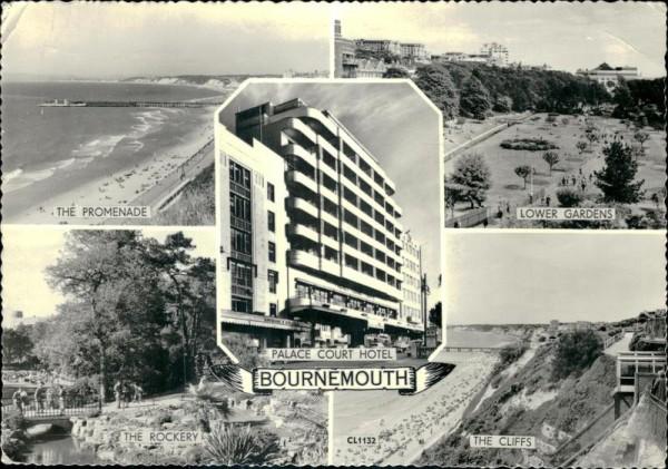 Bournemouth Vorderseite