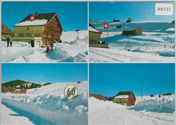 Pension Frohheim - Bächli-Hemberg - Im Winter en hiver