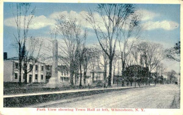 Whitesboro Vorderseite