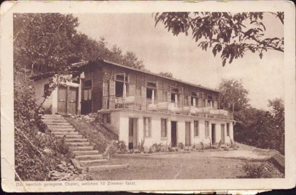 Kurhaus Cademario - Chalet