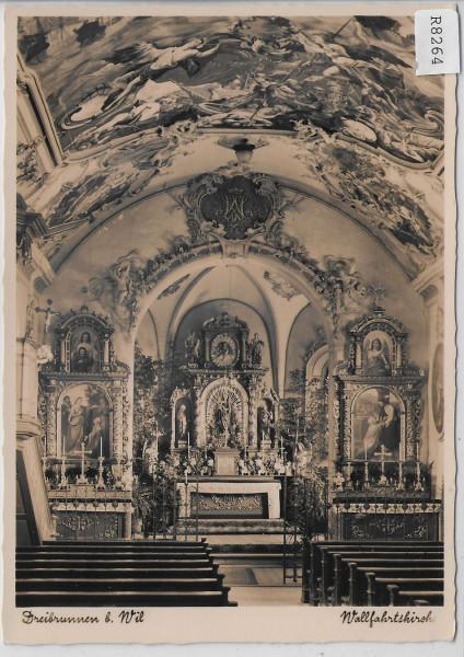 Dreibrunnen bei Wil - Wallfahrtskirche